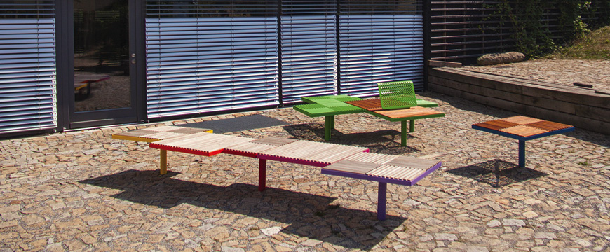 Bancs pixel mmcite France
